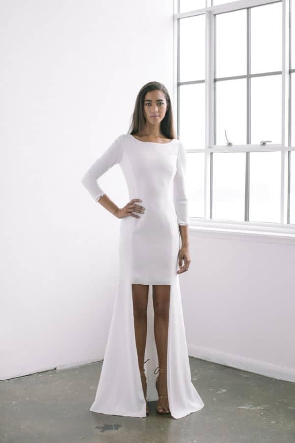 Rime Arodaky - Robe Baulac - Robe de mariée pas cher - The Wedding Explorer