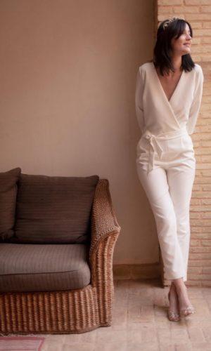 Maison Lemoine - Combinaison Sophie - Robe de mariée pas cher - The Wedding Explorer