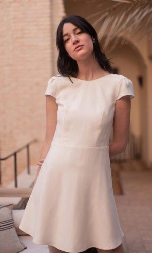Maison Lemoine - Robe Anna - Robe de mariée pas cher - The Wedding Explorer