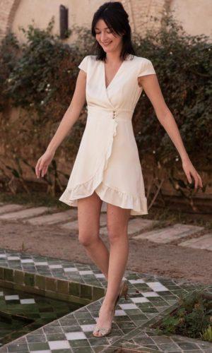 Maison Lemoine - Robe Ava - Robe de mariée pas cher - The Wedding Explorer
