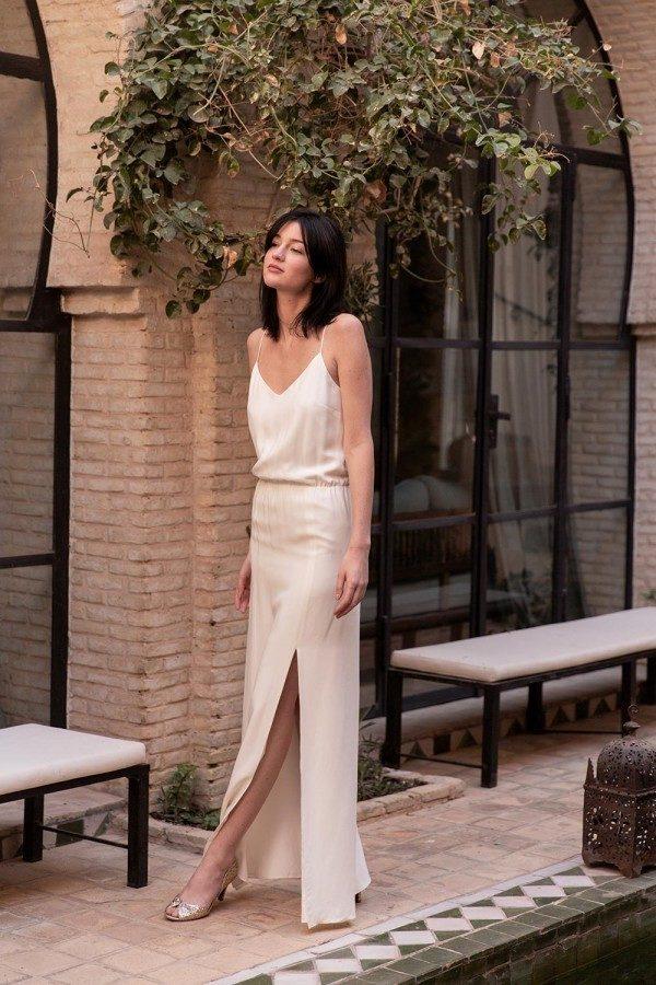 Maison Lemoine - Robe Julie - Robe de mariée pas cher - The Wedding Explorer