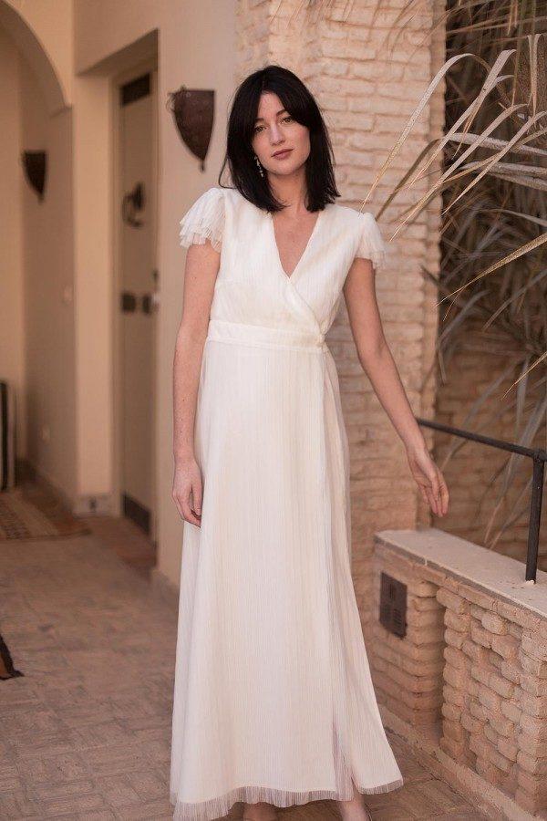 Maison Lemoine - Robe Rosa - Robe de mariée pas cher - The Wedding Explorer