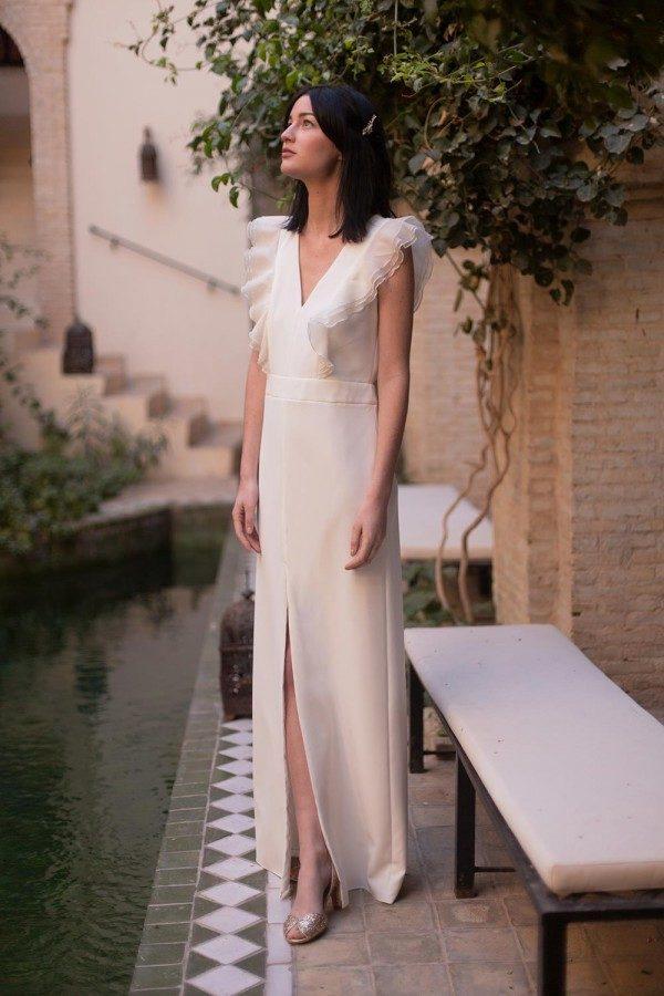 Maison Lemoine - Robe Salmah - Robe de mariée pas cher - The Wedding Explorer