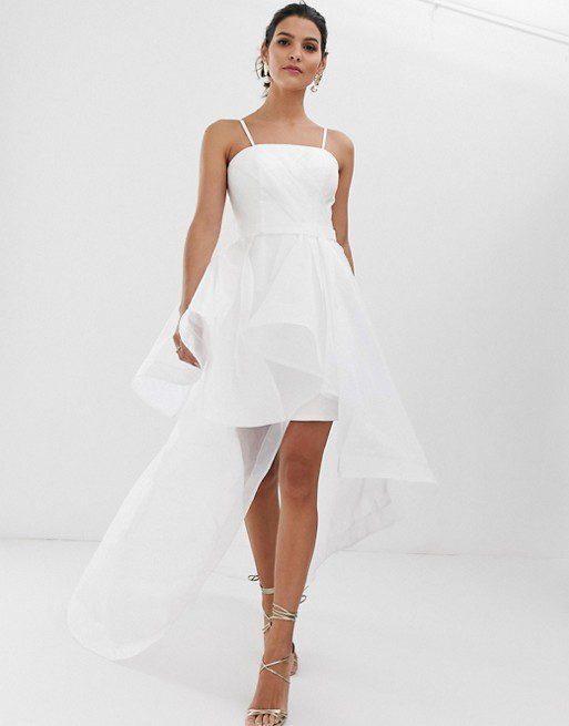 Robe de mariée ASOS - Bariano - Robe de marié
