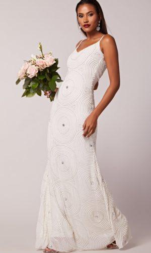 Virgos Lounge - Byanca Bridal Dress - Robe de mariée pas cher - The Wedding Explorer
