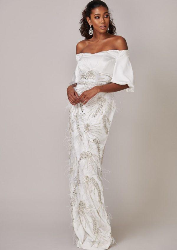 Virgos Lounge - Mikayla Bridal Dress - Robe de mariée pas cher - The Wedding Explorer