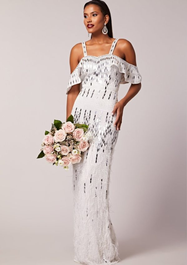 Virgos Lounge - Renata Bridal Dress - Robe de mariée pas cher - The Wedding Explorer