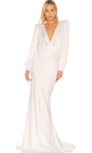 Revolve - Robe de mariée Betsy - Robe de mariée pas cher - The Wedding Explorer