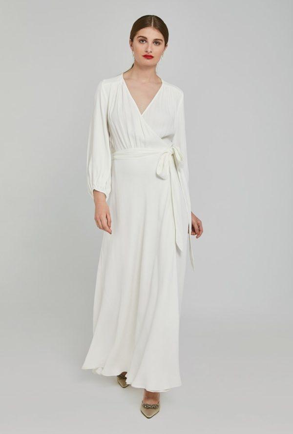 Ghost - Gabrielle Dress - Robe de mariée pas cher - The Wedding Explorer