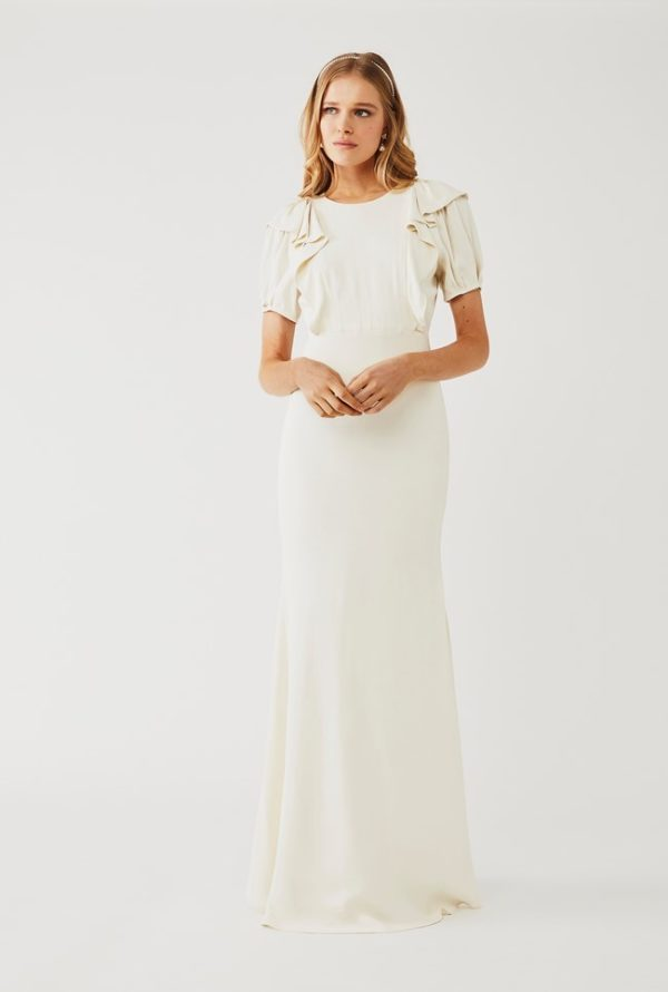 Ghost - Delphine Dress - Robe de mariée pas cher - The Wedding Explorer