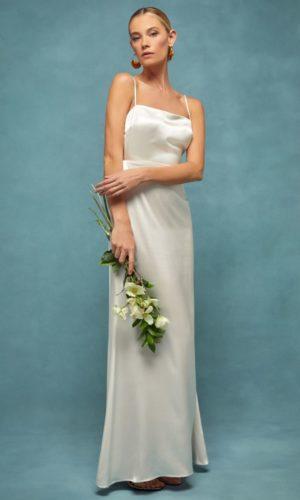 Reformation Sauvignon Wedding Dress