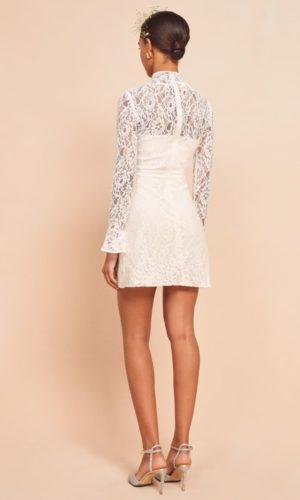 Reformation Acacia Wedding Dress