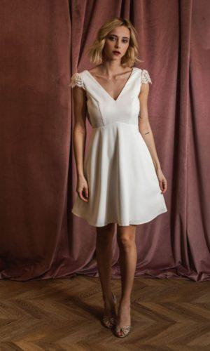 The Wedding Explorer Harpe Paris : Enfin une robe de mariée made in France à moins de 400 euros Blog