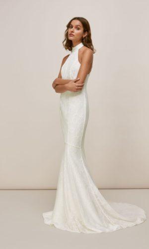 Whistles - MARIA HALTER WEDDING DRESS - Robe de mariée pas cher - The Wedding Explorer