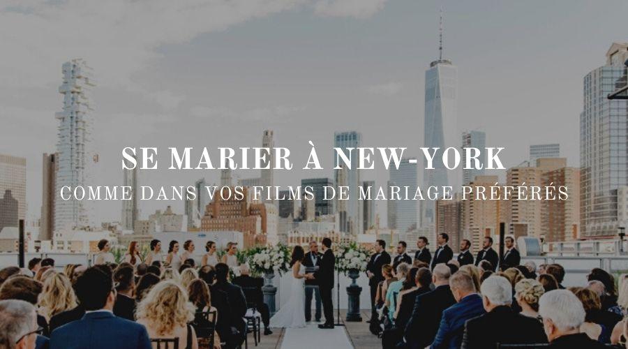 Mariage new york